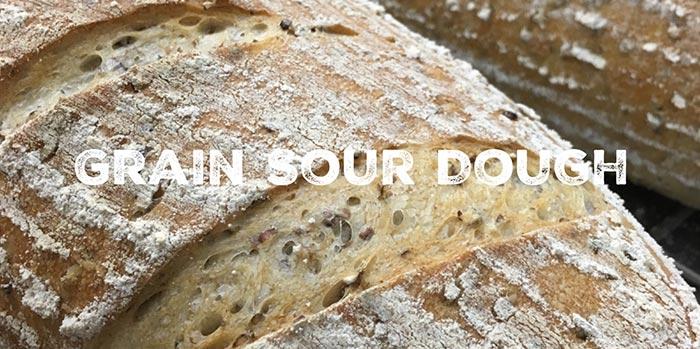 Sourdough – Grain